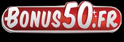 Logo Bonus50 Footer